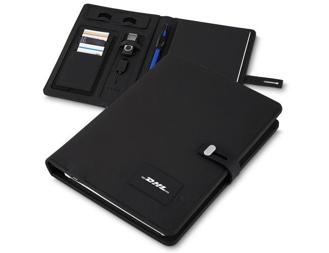 Caderno c/ Powerbank CAD230
